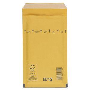 бандерольний пакет 120х125 мм коричневий