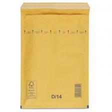 Бандерольний пакет S4 (180 х 265 мм) СКЛ з повітряним прошарком  (коричневий)