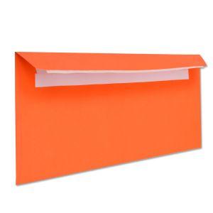 поштовий конверт Е65 кольоровий оранжевий