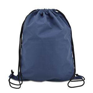 еко рюкзак із плащовки синій