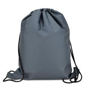 еко рюкзак із плащовки сірий