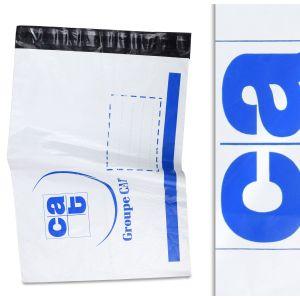 Зразки кур'єрських пакетів з друком