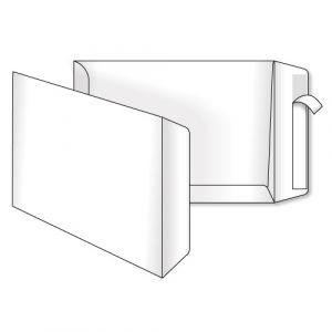 поштовий пакет В5 білий скл