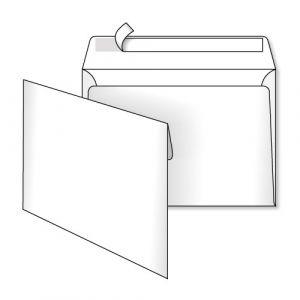 поштовий конверт С5 скл