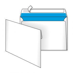 поштовий конверт С5 з внутрішнім друком скл