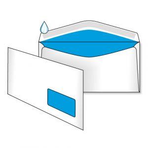 поштовий конверт С65 з внутрішнім друком і вікном
