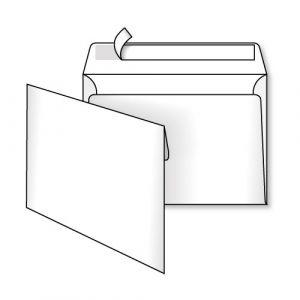 поштовий конверт С6 скл