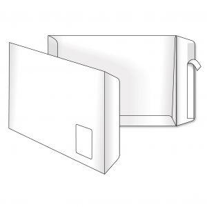 поштовий пакет С4 скл з вікном
